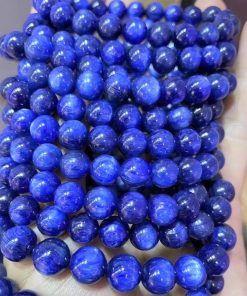 Vòng đá kyanite giá sỉ (Sapphire nước)